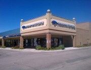 store front picture of Overland Park Eye Center