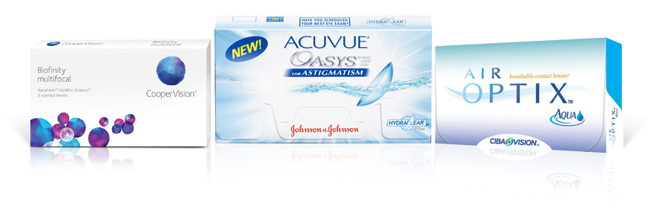 acuvue contacts air optix contact lenses cooper vision